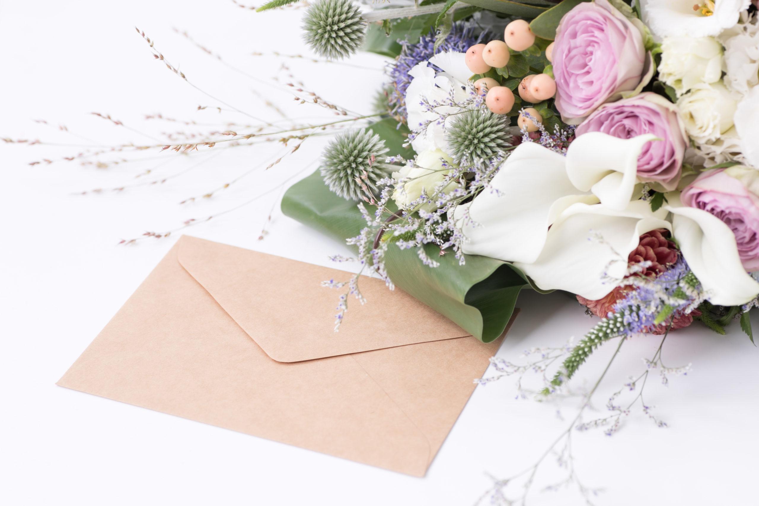 新婦手紙のエピソード探し   結婚式ブログ